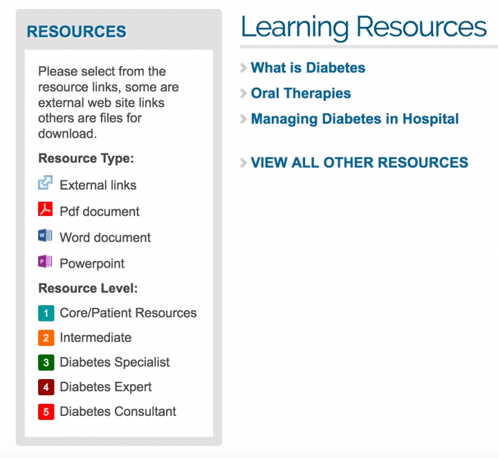 Resources Can Now Be Viewed During An Assessment