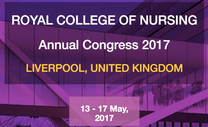 RCN Annual Conference: 13th - 17th May 2017