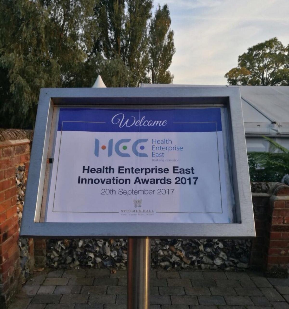 CDEP 1st Runner Up In The 2017 HEE Innovation Awards