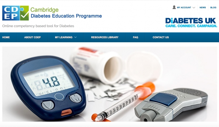 Structured Diabetes Eduction topic launched!