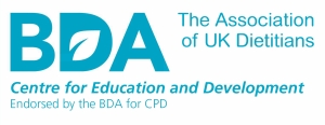 CDEP re-endorsed by the British Dietetics Association (BDA)