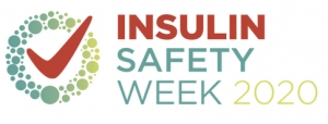 Insulin Safety Week 2020 is coming...